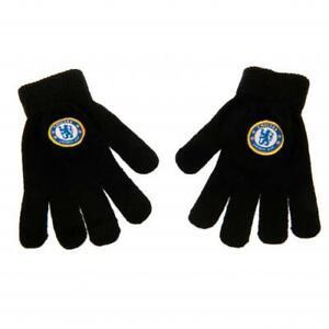 Chelsea F.C - Junior Knitted Gloves