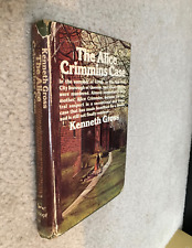 1975 vintage THE ALICE CRIMMINS CASE Kenneth Gross Ken BOOK hardcover hc/dj RARE