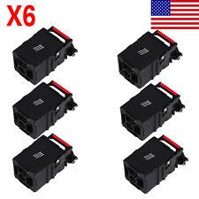 6Pcs HP DL360 G8 Gen8 Cooling Fan 732136-001 696154-002 697183-003 654752-001