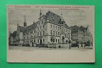 Sachsen 3) AK Dresden 1900er Freimaurerinstitut Lehr-u.Erziehungsanstalt Schule