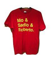 Liverpool FC Ufficiale Calcio Regalo Ragazzi Poly Formazione KIT T-shirt