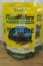 2 Cases Of 12 303 Oz Tetra Pleco Wafers Complete Diet For Algae Eaters 24 Total