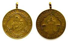 Medaglia Devozionale Santuario Della Beata Vergine Di San Luca Bologna B. Vergin