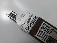 Z, MÄRKLIN, 8597, 1 Entkupplungsgleisstück, 110 mm, 1972, das 1.! - in OVP, K 1!