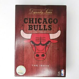 NBA Dynasty Series: Chicago Bulls the 1990's DVD 6 Disc Set - Region 4 - RARE