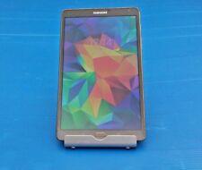 """SAMSUNG GALAXY TAB S SM-T700 8.4"""" 16 GB WIFI TITANIUM BRONZE"""