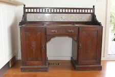 antique sideboard,wash stand / bar:, timber  furniture