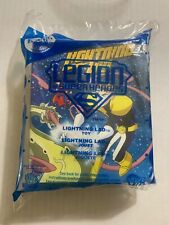 2007 DC Legion of Superheroes McDonalds Happy Meal Toy - Lightning Lad  New