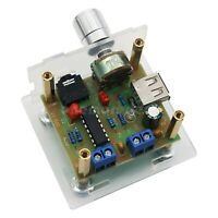 USB 5Wx2 Mini Power Amplifier Audio Speaker DIY Amp 5W Stereo 2.0 Ch CM2038