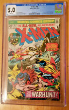 X-MEN 95 *CGC 5.0 WHITE PAGES* 3RD APPEARANCE OF NEW X-MEN