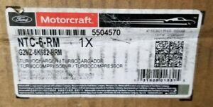 Motorcraft NTC-6-RM Turbocharger Ford F-350, F-450, F-550 Crew & Chassis Cab