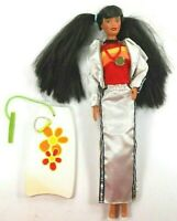 Barbie Our Generation Doll Ana Suarez 1998 Orig Clothes Boogie Board Goggles