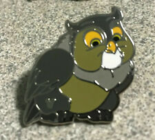 Disney Pin Owl Friend From Bambi Wdw 2019 Hidden Mickey