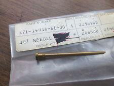 NOS Yamaha Carburetor Needle 1973 1974  TX500 371-14916-61