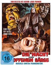 Dracula, Prisoner of Frankenstein NEW Blu-Ray Disc Jesús Franco Dennis Price