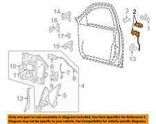 Lincoln FORD OEM 00-06 LS-Outside Exterior Door Handle 6W4Z5422404APTM