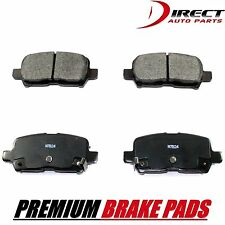 BRAKE PADS Complete Set Rear  MD999 Disc Brake Pad - Semi-Metallic Pad, Rear