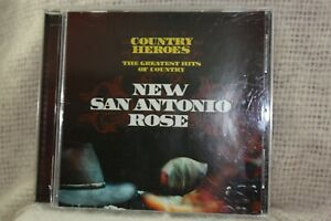 """Country Heroes """"New San Antonio Rose"""" - The Greatest Hits of Country Various"""