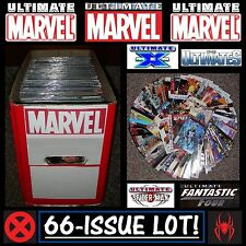 Ultimate Marvel Comics *HUGE 66-Issue Lot* | Spider-Man X-Men Avengers Iron Man