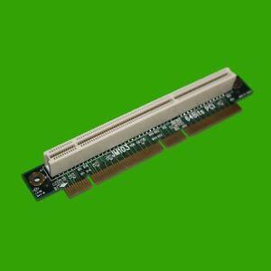JM 103 PCI-X Universal Riser Card 64 bit 1 HE C4V0 94V-0