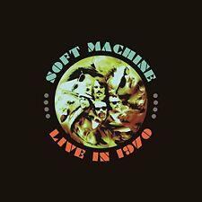 Soft Machine - live In 1970 5 LP Family SRL