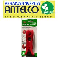 Micro Garden 2 in 1 Punch & Cutter For Irrigation Tube Made by Antelco