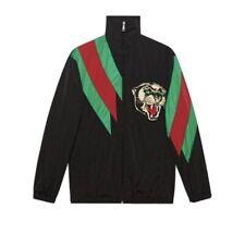 Gucci Web Intarsia Jacket Size 54