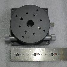 CHOU SEIKI RS-927 Rotation Manual Linear Stage
