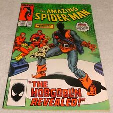 MARVEL COMICS AMAZING SPIDERMAN VOL 1 # 289 VF- DEATH OF NED LEEDS