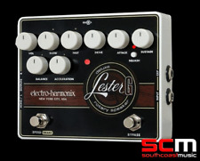 ELECTRO HARMONIX Lester-G Rotary Speaker Pedal Bass Electric Guitar Effects FX