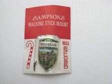 WALKING STICK BADGE / MOUNT / STOCKNAGEL SAMPSONS Inveraray Castle
