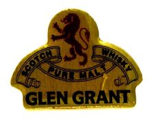 Pin Spilla Glen Grant Scotch Whisky