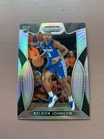 Keldon Johnson 2019 20 Prizm Draft Picks Silver Prizm Refractor RC #93 Kentucky