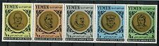 Yemen 1966 SG#R136-R140 Builders Of World Peace MNH Strip Set #A59118