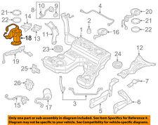 AUDI OEM 11-17 A8 Quattro-Fuel Pump 4H0906089A
