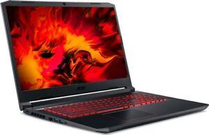 """Acer Aspire Nitro 5 17,3"""" IPS Full HD Intel i7-10750H GTX1650Ti 16GB 1TB 144hz"""