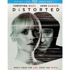 Distorted Blu - Ray / DVD