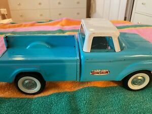 VINTAGE NYLINT/FORD F-250 CAMPER SPECIAL PICK UP TRUCK