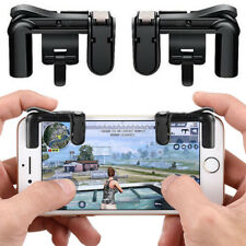 Agoz PUBG Mobile Clip-on L1R1 Shoot Aim Fire Button Game Triggers for Smartphone
