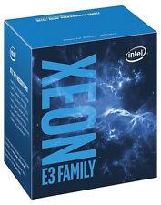 Intel Xeon E3-1245v5 3.50ghz 8m Cache LGA 1151