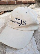 MONACO YACHT SHOW MYS Casquette Cap Hat Smallwood's