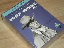 JOHN WAYNE 4-DVD CLASSIC COLLECTION - McLintock, Paradise Canyon,  plus 2