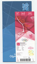 Orig.Ticket   Olympische Spiele LONDON 2012 / BASKETBALL 1/4 F. - in Tickethülle