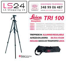 Leica TRI 100 - Treppiede Fotografico, Gamma DISTO e LINO by Leica Geosystems