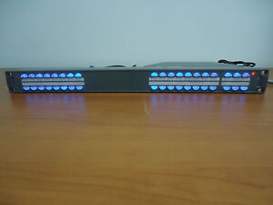 PRO-BEL 6707 DUAL 16 WAY OR 16x16 WAY ROUTER CONTROL PANEL