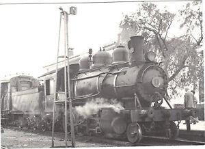 Fotografie -Lokomotive (zu identifizieren)