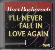 I'll Never Fall in Love Again by Burt Bacharach (CD, Jun-1993, Pol)