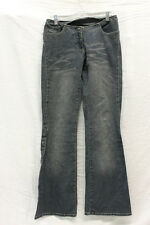 Parasuco Ergonomic Jeans High Waist Excellent Used Condition 31/34 Wide Leg
