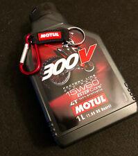Motul 300 V 15W60 (1 Liter = 16,45 Euro) Husaberg KTM Beta RR Gratis Anhänger