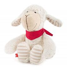 Spielfigur Kuschel- Schaf von Sigikid aus 100 % kbA Baumwolle, 28 cm